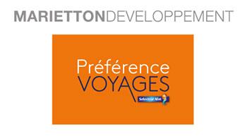 Préférence Voyages - Marietton