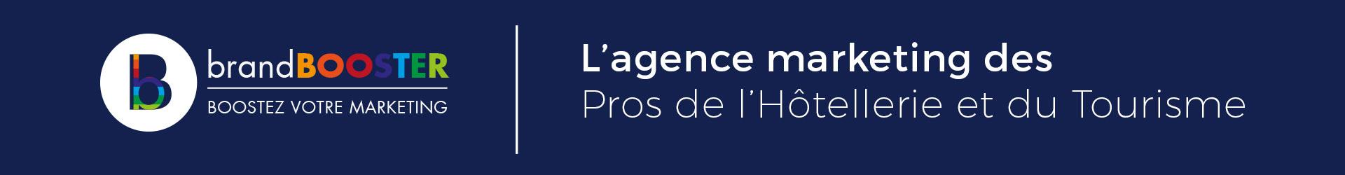 Brandbooster l'agence marketing des pros de l'h�tellerie et du tourisme