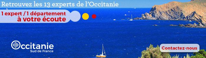 Contactez les experts de l'Occitanie