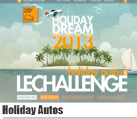 Challenge Holiday Autos - www.holidayautoschallenge.com