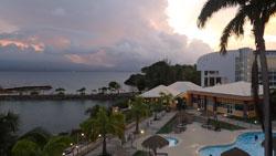 Visite de l'hôtel Arawak Beach Resort
