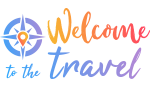 Logo Welcome To The Travel
