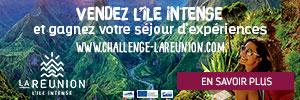 Ile de La Réunion Tourisme - http://www.challenge-lareunion.com