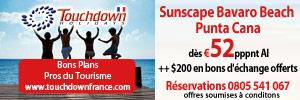 Touchdown : Les bons plans pour les professionnels du tourisme