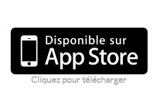 Disponible sur App Store (cliquez pour télécharger)