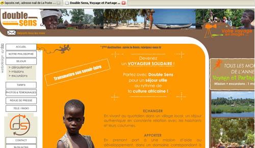 Bénin : Double Sens revisite le tourisme solidaire