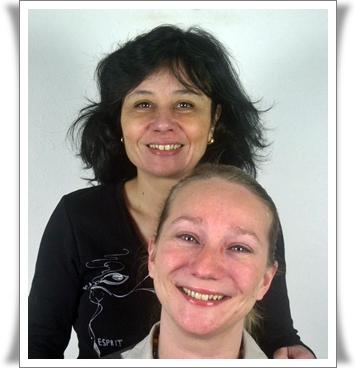 Catherine Barot et Isabelle Barret, créatrices de BSP Solution