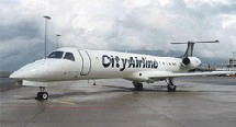 City Airline : la commission passera à 1% le 1er juin 2005