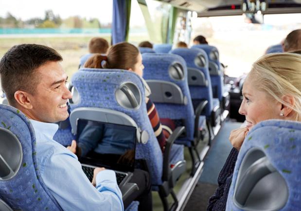 6,4 millions de français ont réalisé en 2014 au moins un voyage organisé en groupe © Syda Productions - Fotolia.com