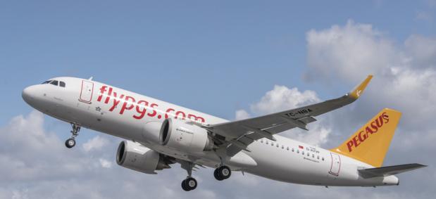 Pegasus Airlines a vu ses revenus et le nombre de ses passagers augmenter au cours du premier semestre 2016 - Photo : Pegasus Airlines