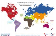 DR : Les Entreprises du Voyage/Atout France