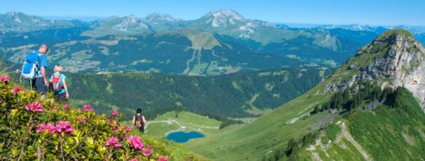 Le mois d'août 2016 a été très bon en Savoie Mont Blanc - Photo : Savoie Mont Blanc Tourisme