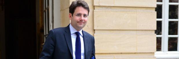 Matthas Fekl représentera la France pour le Global Tourism Ecomic Forum - Photo : Gouvernemen.fr