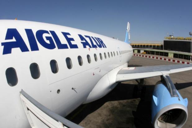 Aigle Azur : les pilotes en grève les 1er et 2 septembre prochains. DR Aigle Azur.
