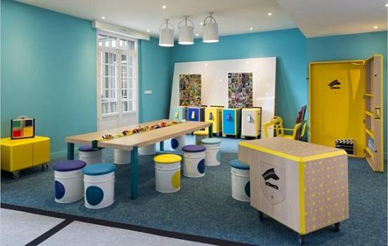 Les enfants pourront profiter du Studio by Le Petit VIP à l'Hôtel Barrière Le Normandy de Deauville - Photo : Barrière