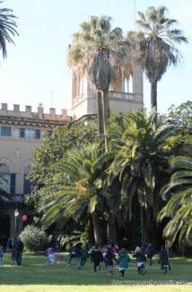 Le centre de formation sera sera installé dans la Villa Figoli à Arenzano à Gênes - DR : Costa Croisières