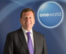 Rob Gurney, PDG de l'alliance oneworld - DR : oneworld