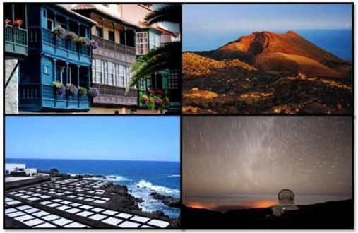 Indigo Consulting devra augmenter la visibilité de La Palma sur le marché français - Photos : DR