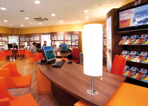 Le réseau compte 185 points de ventes, deux nouvelles boutiques vont voir le jour d'ici la fin 2016, début 2017 à Nœux-les-Mines (Pas-de-Calais) et Conflans-en-Jarnisy (Meurthe-et-Moselle) - Photo DR