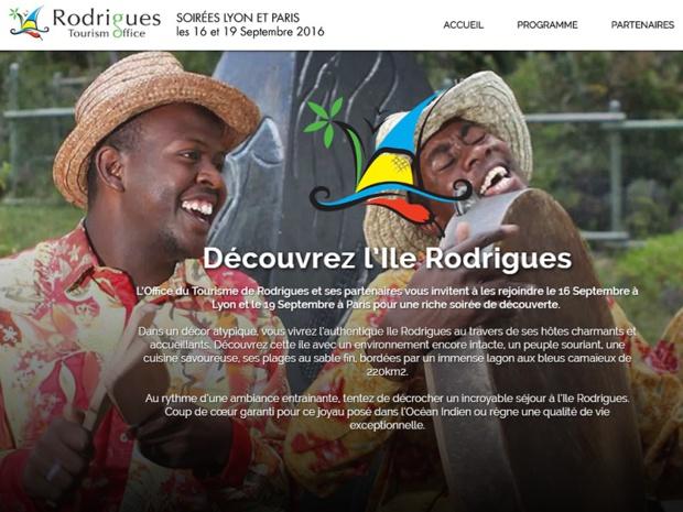 Océan Indien : l'OT de Rodrigues à la rencontre des agents de voyages