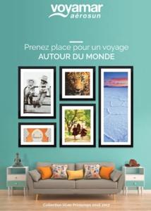 Couverture de la brochure Monde du voyagiste - DR