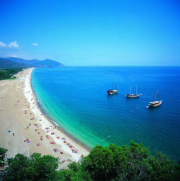 Olympos, région méditerranéenne