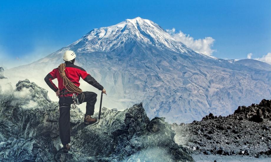 Mont Agri-Anatolie de l'Est
