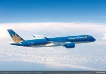 L'A350 XWB de Vietnam Airlines - DR : Airbus