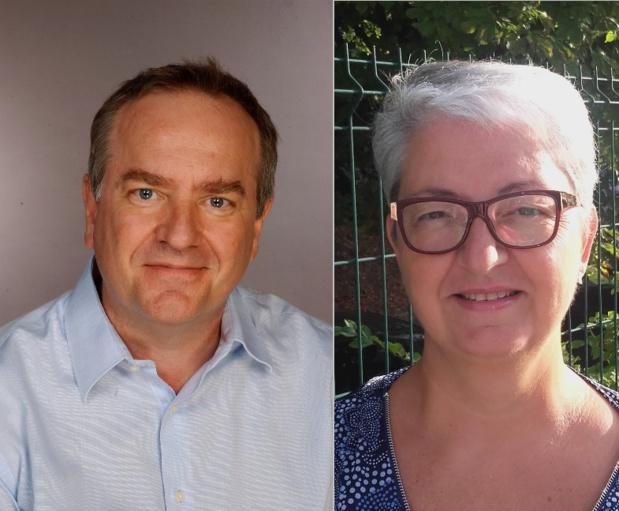 Fabrice Bouillot et Véronique Brondy sont tous deux spécialistes de l'Afrique - DR : Austral Lagons
