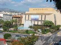 Nice : Acropolis dans l'impasse