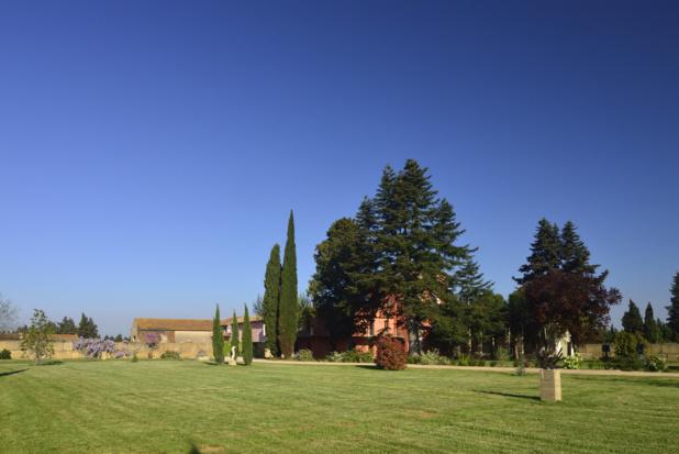 Nîmes (Gard): La Bastide de Fabrègues, guest house between Camargue and Provence