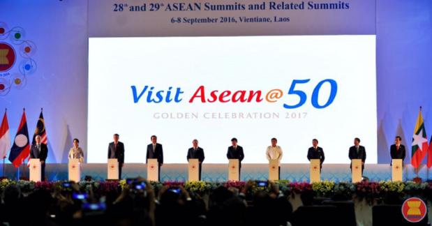 L'ASEAN présente sa nouvelle campagne de communication touristique à l'occasion de son congrès au Laos - Photo : ASEAN