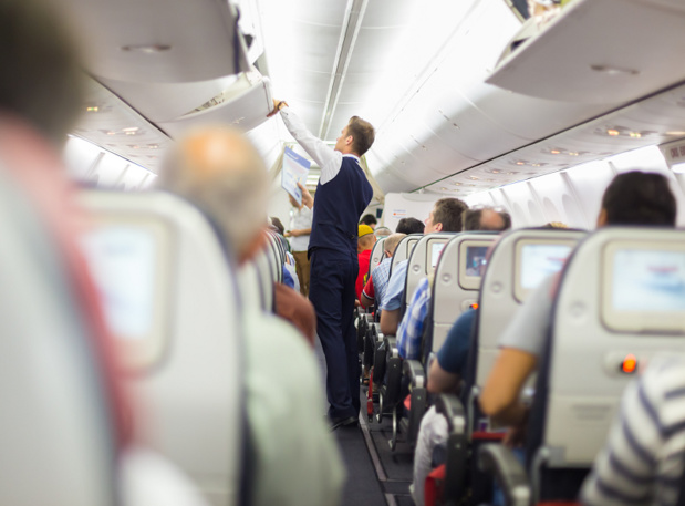Easyjet et Hainan Airlines recrutent des PNC en France. Une petite reprise se fait sentir du côté des compagnies françaises mais elles souffrent toujours de leur difficulté à mieux capter la croissance.© kasto - Fotolia.com