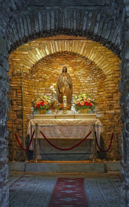 Maison de la Vierge Marie
