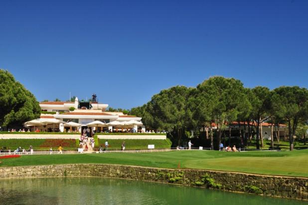 Hotel et terrain de golf à Belek