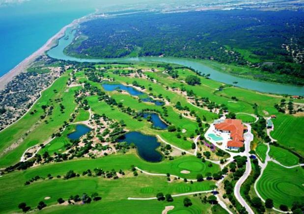 Terrains de golf de Belek