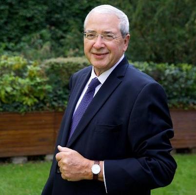 Jean-Paul Huchon is the former President of Île-de-France Region - Photo : Twitter
