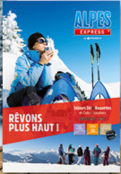 La nouvelle brochure Alpes Express de NationalTours - DR