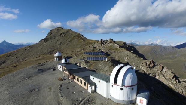 Pic de Château renard observatory