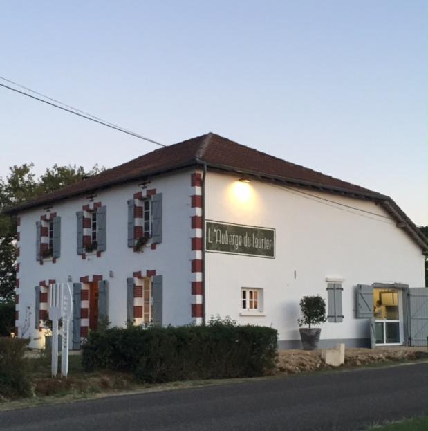 L'Auberge du Laurier, le restaurant de l'hôtellerie de la Petite Couronne à Saint Cricq en Chalosse