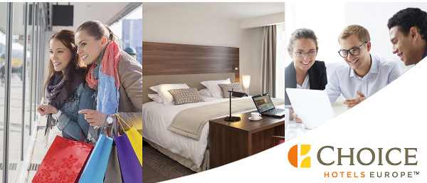 Choice Hotels France : CA en hausse de 2 % au 1er semestre 2016