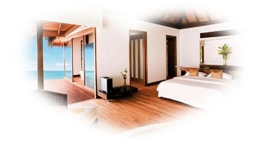 Maldives : design et décor de rêve pour Le Velassaru d'Universal Resorts