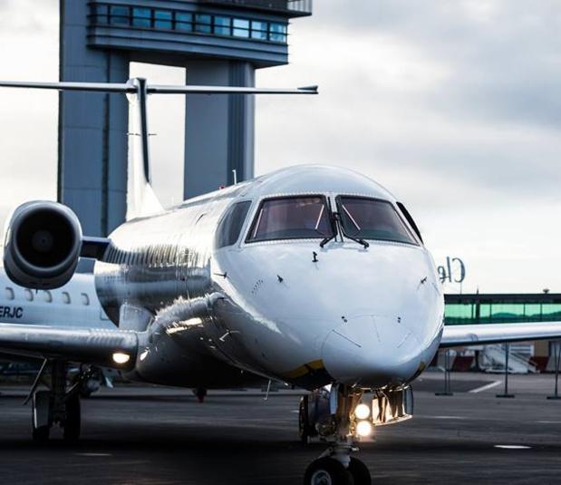 Fly kiss une nouvelle compagnie aérienne française. DR Fly Kiss