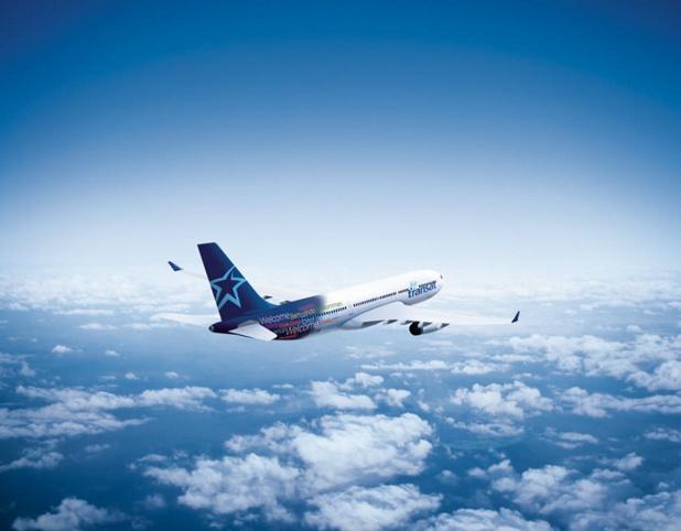 En 2017, Air Transat augmente ses vols vers la France, le Royaume-Uni, l'Italie, la Grèce, l'Espagne,  le Portugal, l'Irlande et la Croatie - DR : Air Transat