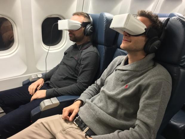 Les lunettes 3D - XL airways