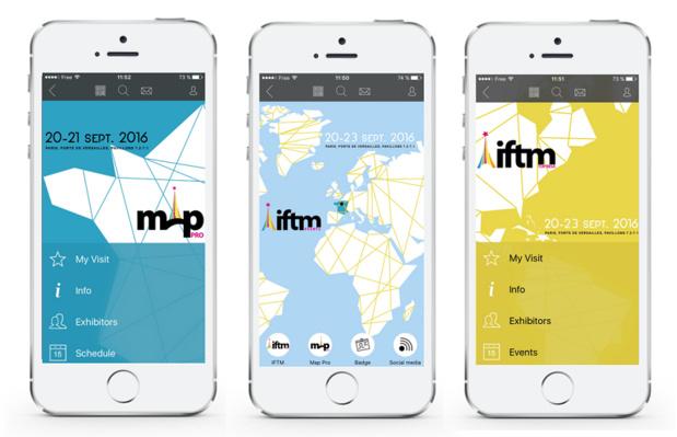 Téléchargez votre application IFTM ! (c) Goomeo