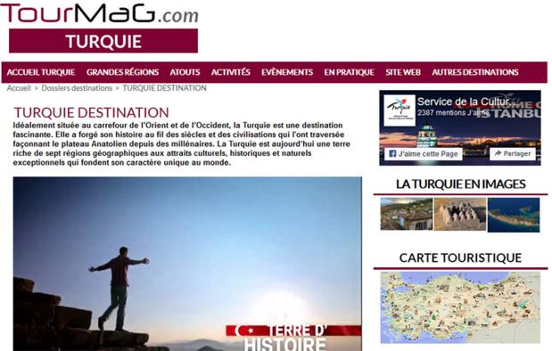 Dossier destination : partez à la découverte de la Turquie