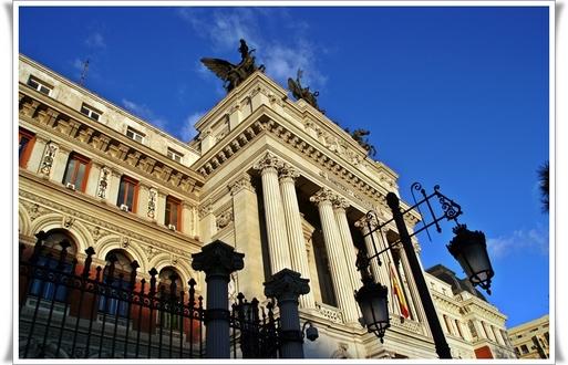 ''Le fait de détenir un vaste patrimoine culturel et historique ne suffit pas. Les exemples de Bilbao, Barcelone, Madrid (notre photo) ou Valence sont là pour montrer comment on peut renouveler l'offre...