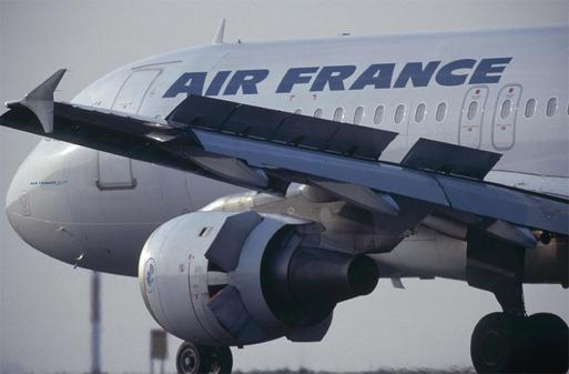 A320 d'Air France - Copyright AF/Philippe Delafosse