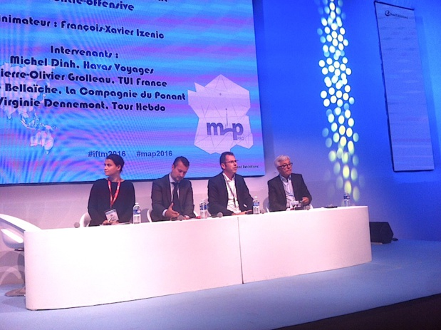 Les agences de voyages enfin décidées à entrer dans le XXIe siècle. Conférence IFTM 2016 - DR LAC